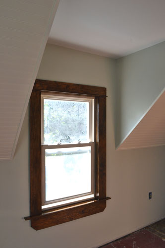 Window Trim & Bead Board
