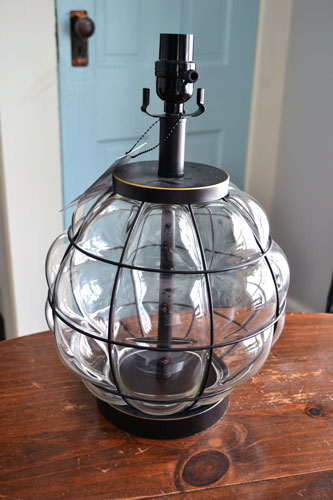 Threshold Lamp From Target