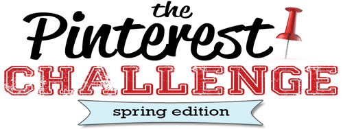 Spring Pinterest Challenge Logo