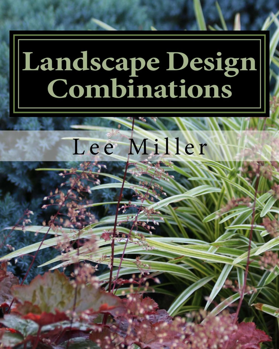 Landscape design combinations angie the freckled rose for Garden design workbook