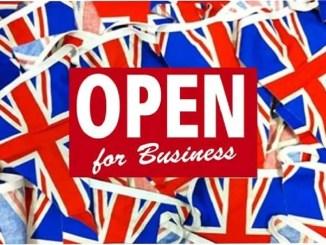 Vállalkozás indítása,cégalapítás Angliában