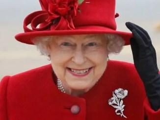 II. Erzsébet hivatalos királyi születésnapját
