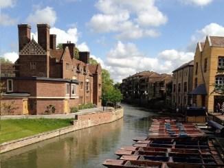 Cambridge látnivalók, nevezetességek2