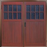 GRP Side Hinged Garage Doors | Anglian Home