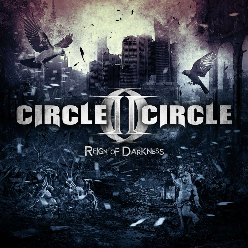 October Fall Wallpaper Circle Ii Circle Reign Of Darkness Review Angry Metal Guy