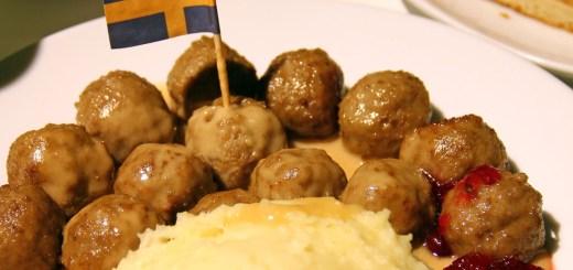 Ikea Meatballs Wide