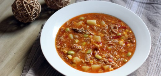 Brunswick Stew Wide