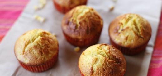Corn Muffins Wide