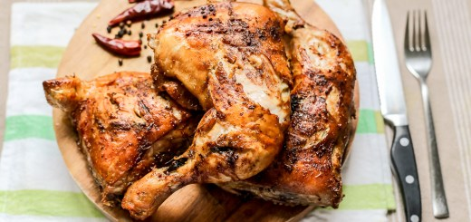 Cajun Spiced Grilled Chicken 1
