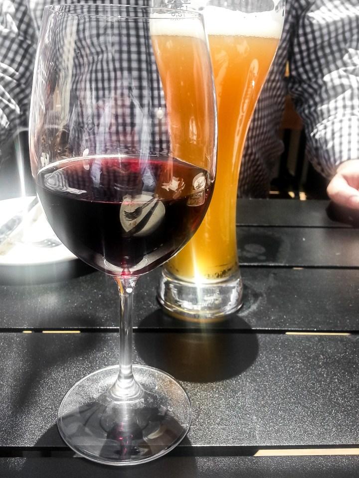 Plum Drinking Glasses