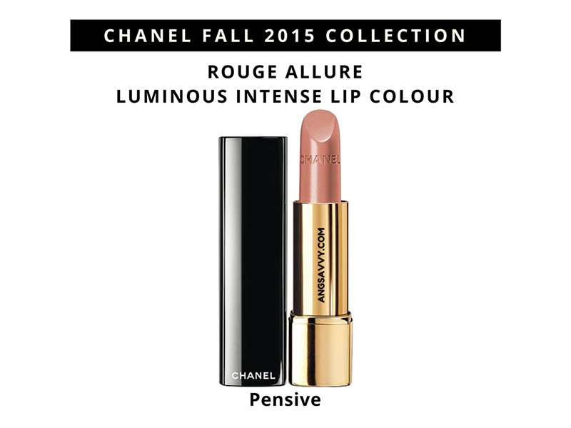 Chanel Fall 2015 Makeup Collection Les Automnales – Ang Savvy