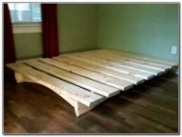 Diy Queen Platform Bed Plans - Beds : Home Design Ideas # ...