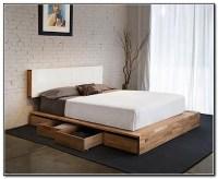 Platform Beds With Storage Diy - Beds : Home Design Ideas ...