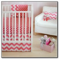 Pink And Gray Crib Bedding Sets - Beds : Home Design Ideas ...