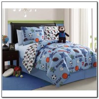 Boys Sports Twin Bedding Sets
