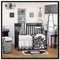 Black And White Baby Bedding Sets - Beds : Home Design ...