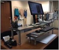 Ikea Standing Desk Lifehacker - Desk : Home Design Ideas # ...