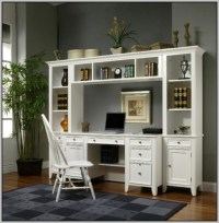 Desk Wall Unit White - Desk : Home Design Ideas ...