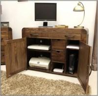 Hidden Computer Desk Uk - Desk : Home Design Ideas # ...