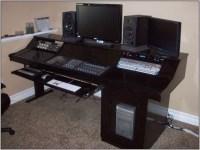 Recording Studio Desk Plans - Desk : Home Design Ideas # ...