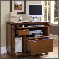 Compact Office Desk Cabinet - Desk : Home Design Ideas ...
