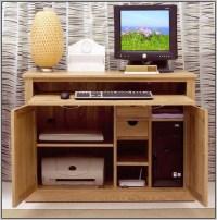 Hideaway Computer Desk Ikea - Desk : Home Design Ideas ...