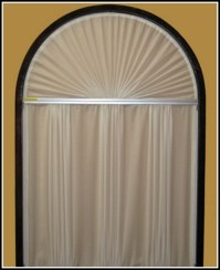 Curved Curtain Rods For Arched Windows Download Page ...