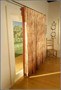 Curtain Rod For Patio Door - Curtains : Home Design Ideas ...
