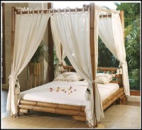 King Canopy Bed Drapes - Beds : Home Design Ideas # ...