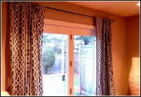 hanging curtains from ceiling hanging curtains from