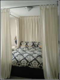 Hanging Curtains From Ceiling Track