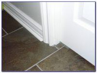Installing Quarter Round Tile Trim - Tile Designs