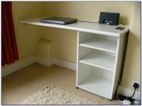 Wall Mounted Corner Desk Plans