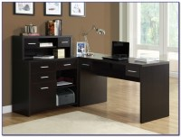 Contemporary L Shaped Desks For Home Office - Desk : Home ...