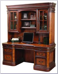 White Home Office Desks With Hutch - Desk : Home Design ...