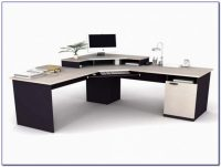 Bradford Corner Desk Office Max - Desk : Home Design Ideas ...