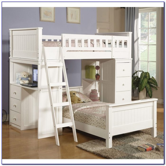 Loft Bed Frame Queen Size Beds Home Design Ideas