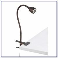 Led Gooseneck Desk Lamp - Desk : Home Design Ideas # ...