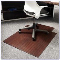 Wood Floor Desk Chair Mats - Desk : Home Design Ideas # ...