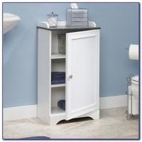 Espresso Bathroom Floor Cabinet - Flooring : Home Design ...