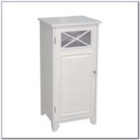 Very Small Bathroom Floor Cabinet - Flooring : Home Design ...