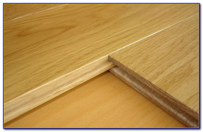 Tongue And Groove Laminate Flooring Installation