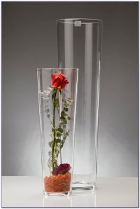 Large Clear Glass Floor Vases - Flooring : Home Design ...