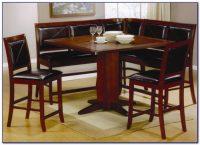 L Shaped Kitchen Table Sets