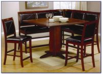 L Shaped Kitchen Table Sets - Bench : Home Design Ideas # ...
