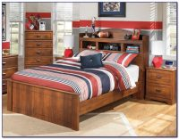 Ashley Zayley Youth Full Bookcase Bed - Bookcase : Home ...