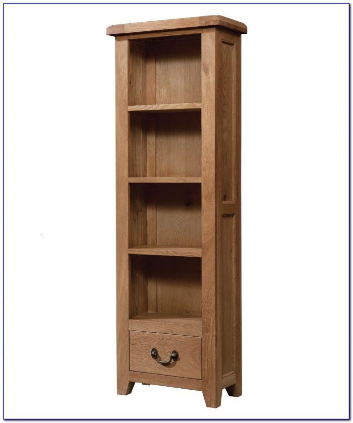 Short Narrow Shelves Bookcase Home Design Ideas