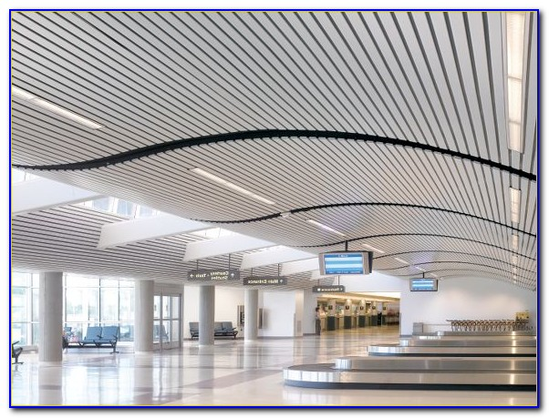 Armstrong Metal Ceiling Panels