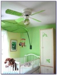 Ceiling Fan For Girl Nursery - Ceiling : Home Design Ideas ...