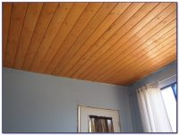 Wood Paneling For Ceiling - Ceiling : Home Design Ideas # ...